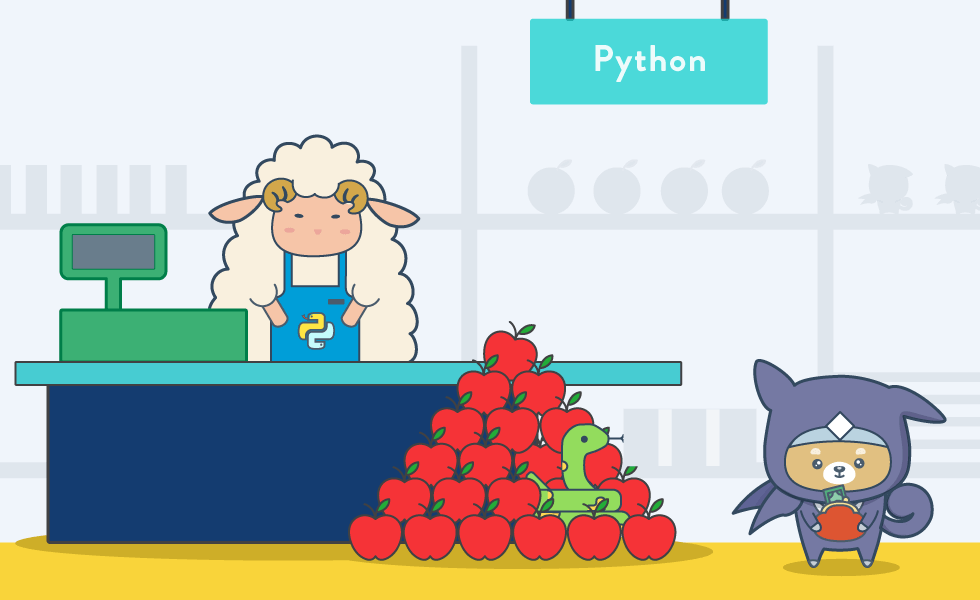 Python | Progate - Learn to code, learn to be creative